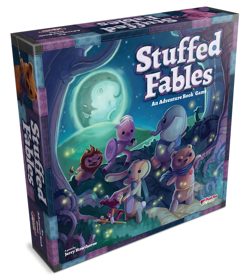 Packung von Stuffed Fables