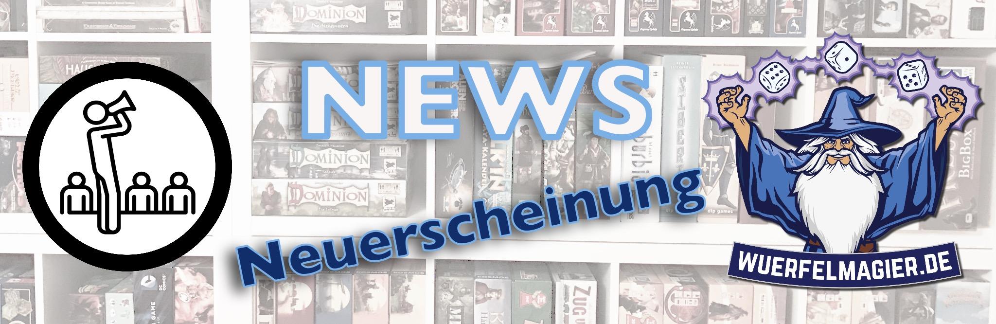Würfelmagier Wuerfelmagier News Neuerscheinungen Nachrichten