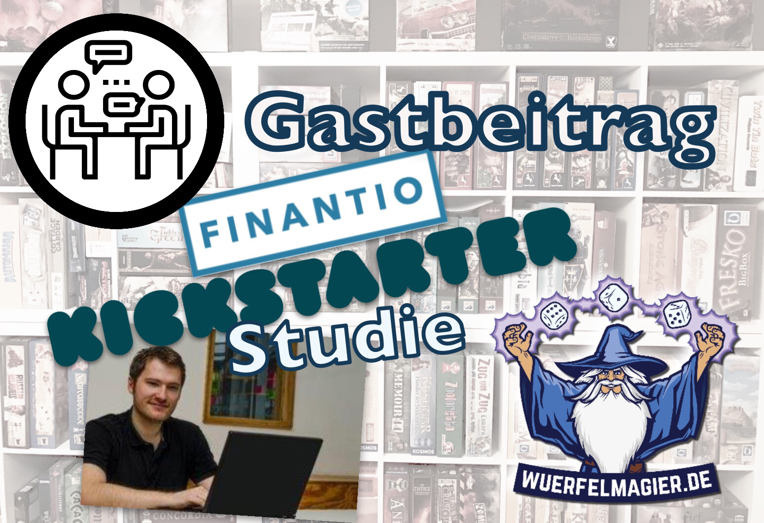 Finantio Kickstarter Studie Würfelmagier Wuerfelmagier Gastbeitrag