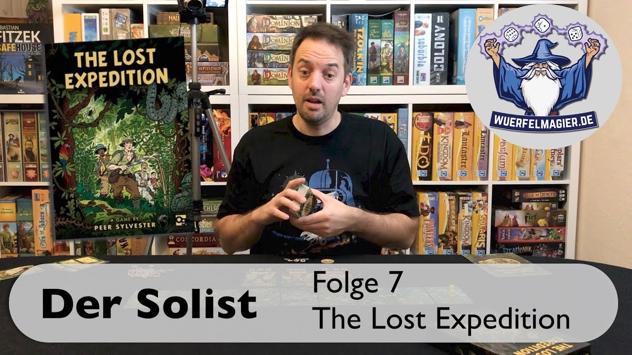 Der Solist The Lost Expedition
