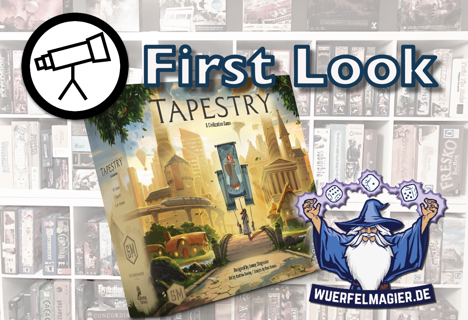 Tapestry First Look Stonemaier Games Coverpage