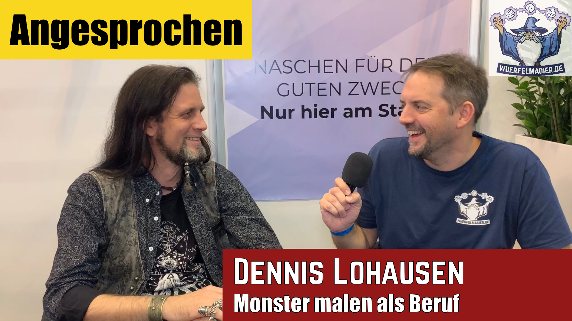 Coverbild Interview Dennis Lohausen